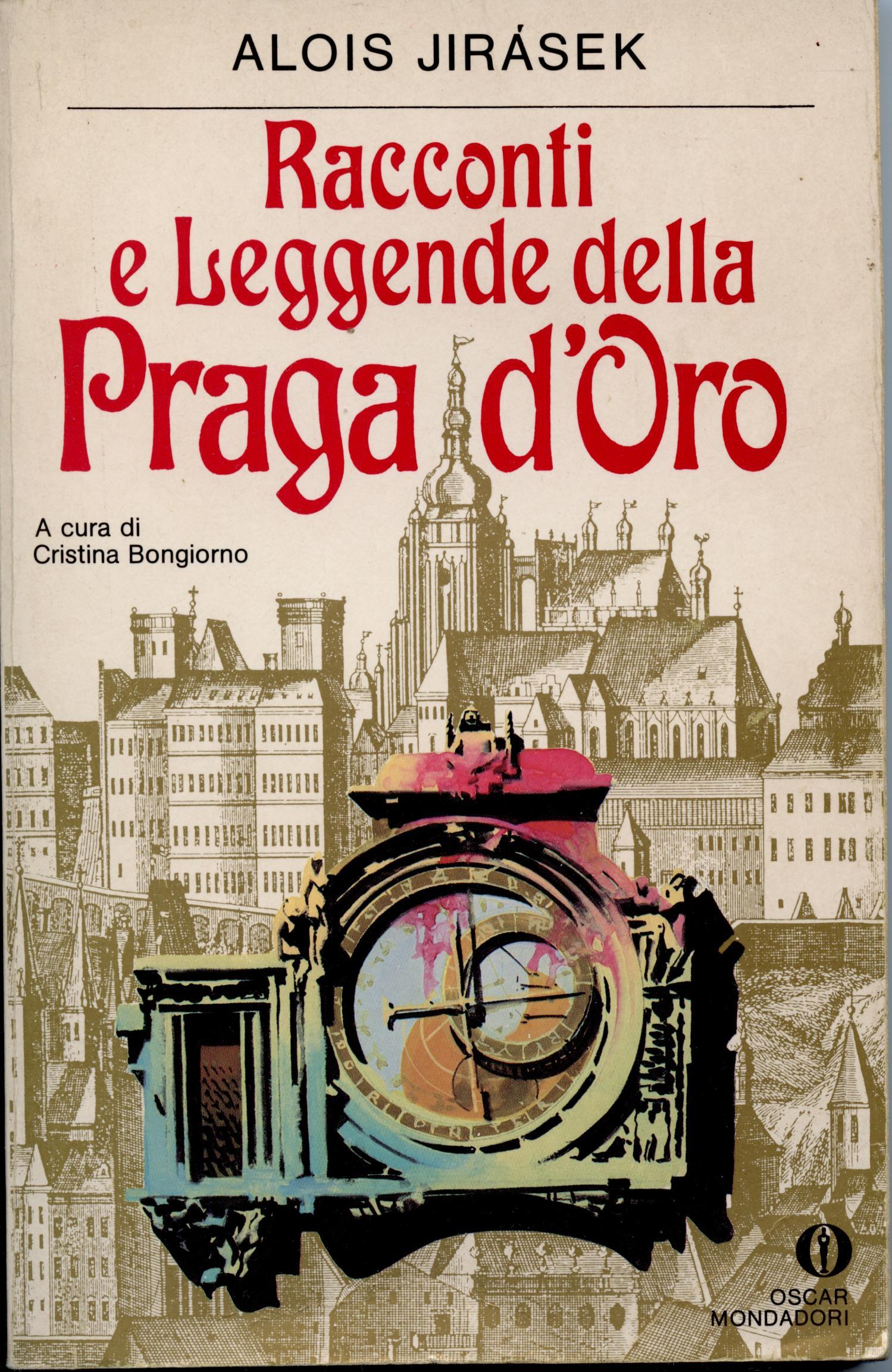 Racconti e leggende della Praga d'oro