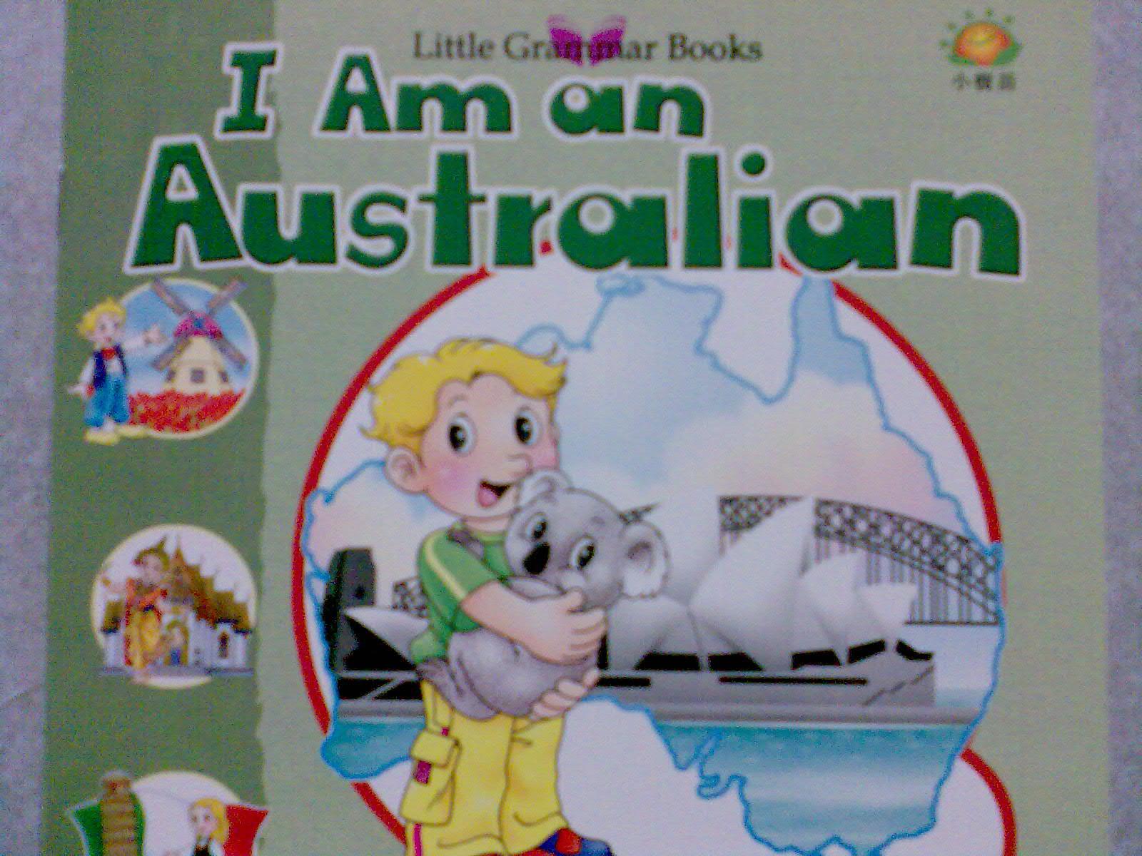 I am an Australian