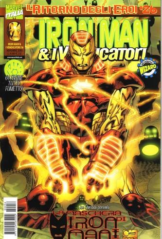 Iron Man e i Vendicatori n. 56