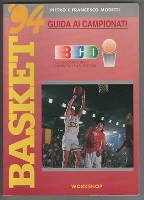 Guida ai campionati di basket B-C-D '94