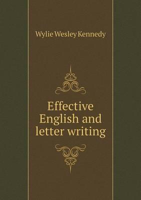 Effective English and Letter Writing