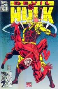 Devil & Hulk n. 037