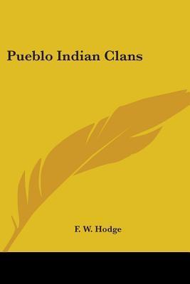 Pueblo Indian Clans
