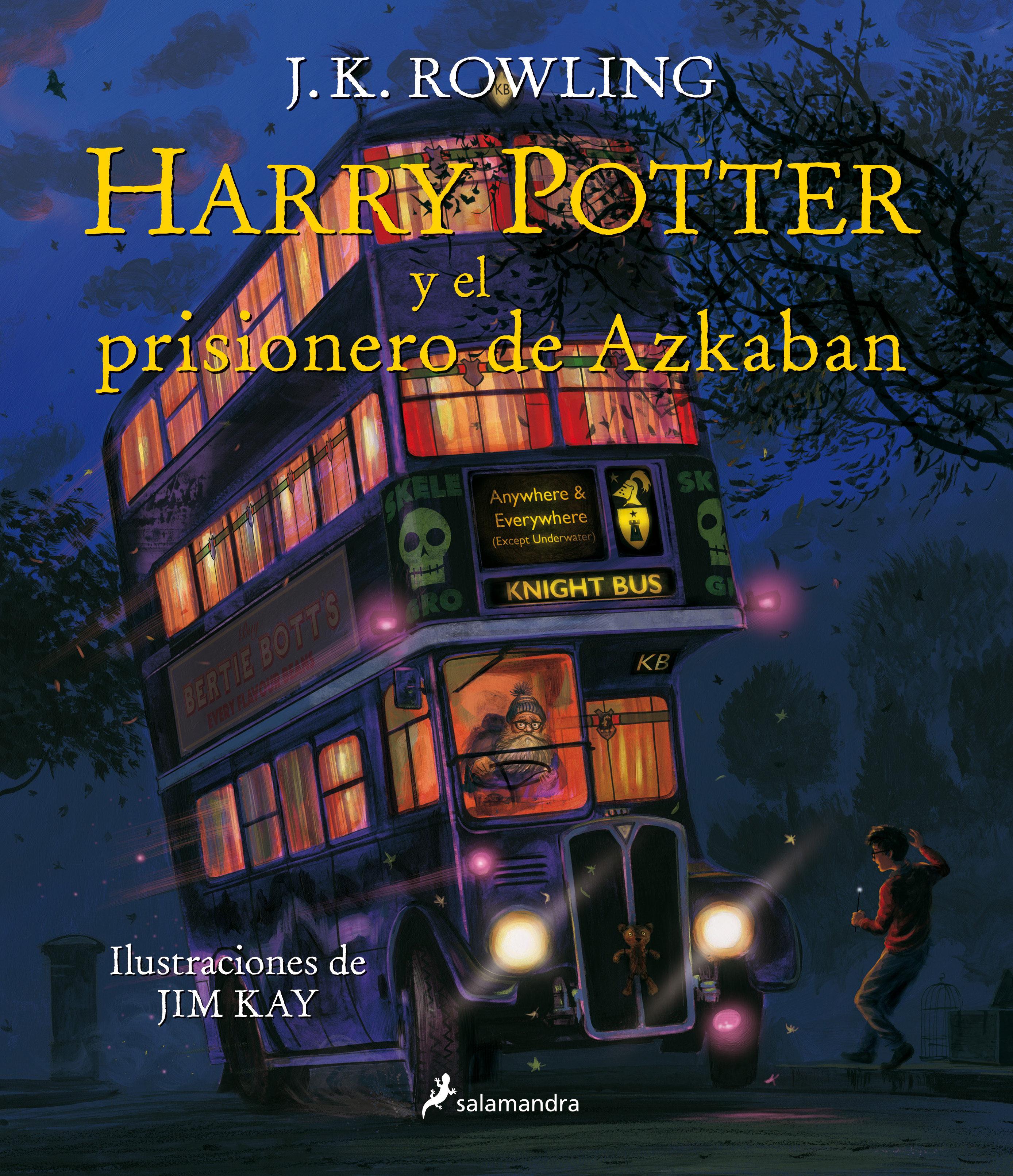 Harry Potter y el pr...
