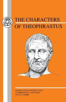 Characters of Theophrastus