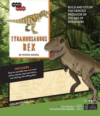 Incredibuilds Tyrannosaurus Rex