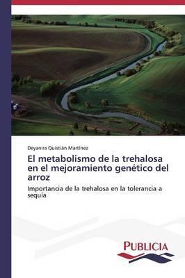 El metabolismo de la trehalosa en el mejoramiento genético del arroz