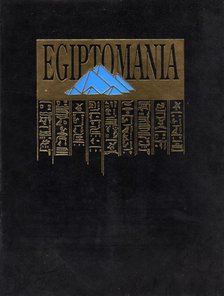 EGIPTOMANÍA (OBRA COMPLETA 8 TOMOS)