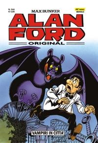Alan Ford n. 543