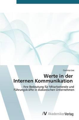 Werte in der Internen Kommunikation