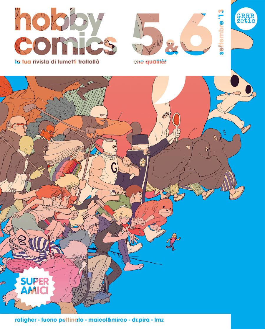 Hobby Comics 5&6