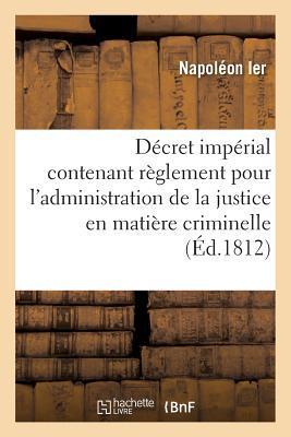 Decret Imperial Cont...