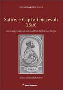 Satire, et Capitoli piacevoli (1549)