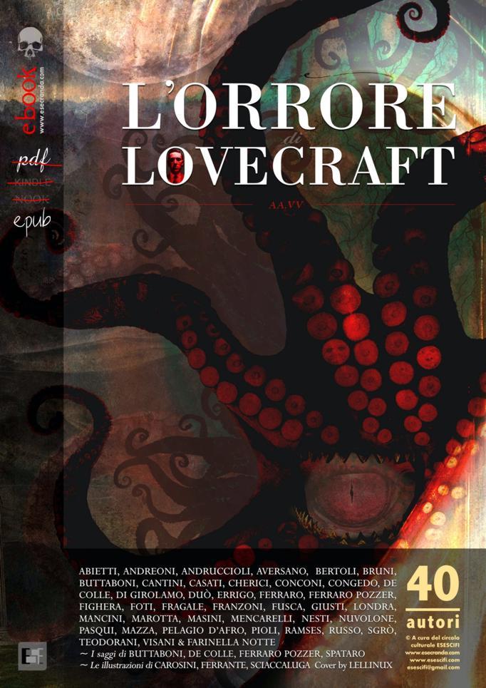 L'orrore di Lovecraft