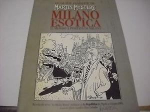 Le guide insolite di Martin Mystère - Milano Esotica