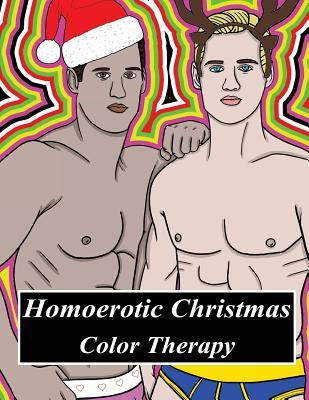 Homoerotic Christmas Color Therapy
