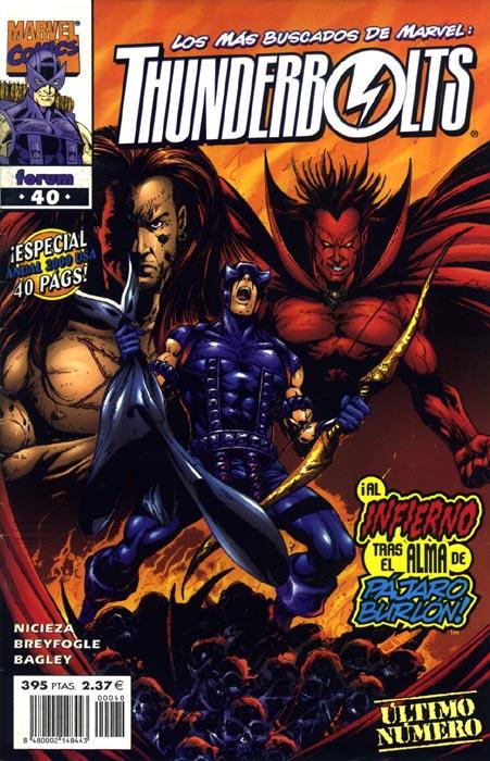 Thunderbolts Vol.1 #40 (de 40)