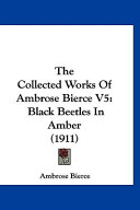 The Collected Works of Ambrose Bierce V5