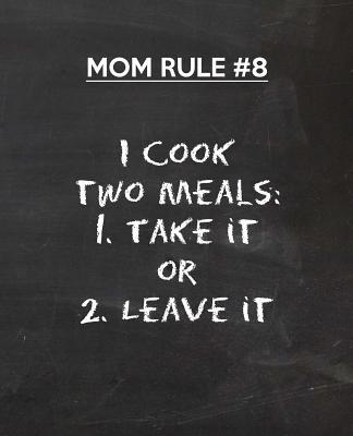 I Cook Two Meals