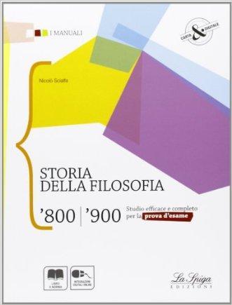 STORIA DELLA FILOSOFIA 800-900