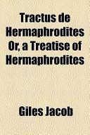 Tractus de Hermaphro...