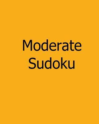 Moderate Sudoku