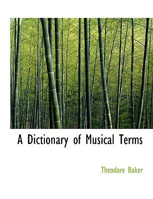 A Dictionary of Musi...