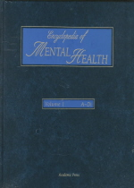 Encyclopedia of Mental Health (Hardcover)