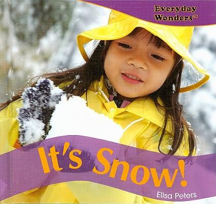Its Snow!