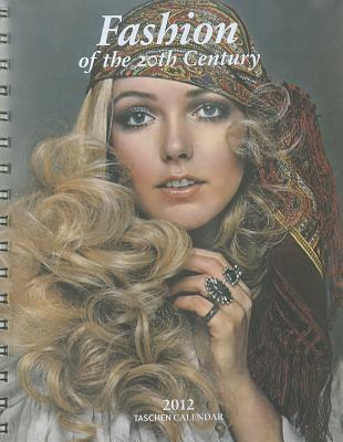 Fashion 20th Century 2012 Calendar