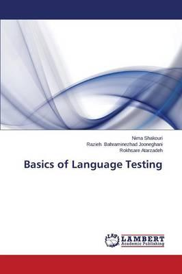 Basics of Language Testing