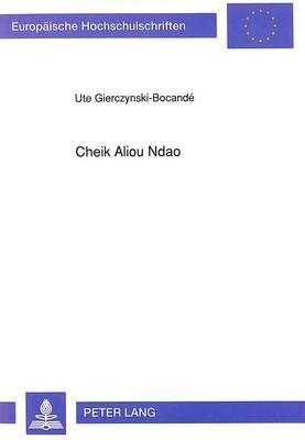 Cheik Aliou Ndao