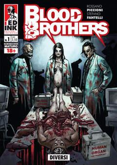 Blood Brothers n. 1