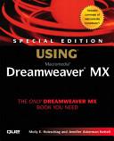 Special Edition Using Macromedia Dreamweaver Mx