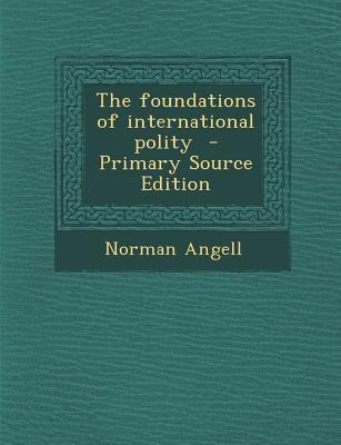 Foundations of International Polity