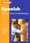 Berlitz Spanish Phrase Book and Dictionary