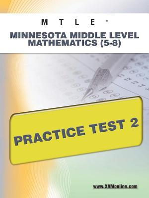 Mtle Minnesota Middle Level Mathematics 5-8 Practice Test 2