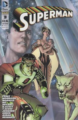 Superman #3 Variant
