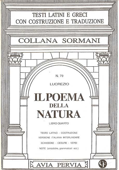 Il poema della natur...