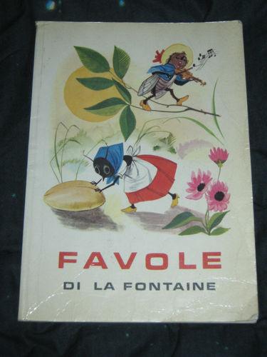 Favole di La Fontain...