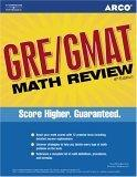 ARCO GRE/GMAT Math Review 6th Edition