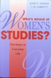 Who's afraid of women's studies?
