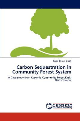 Carbon Sequestration in Community Forest System