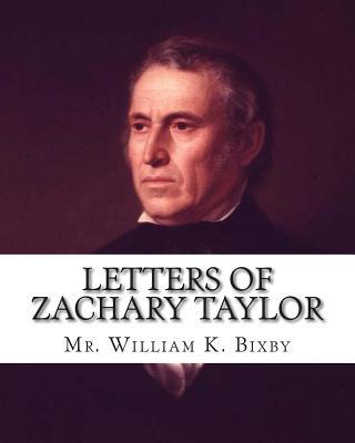 Letters of Zachary Taylor