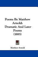 Poems By Matthew Arn...