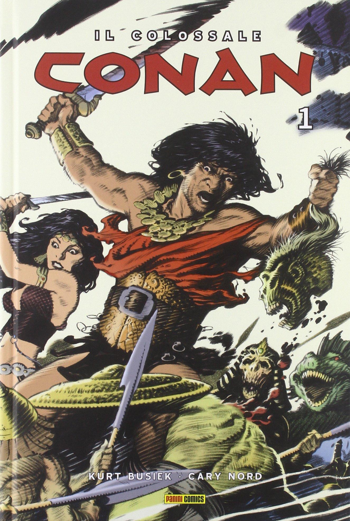 Il Colossale Conan Vol. 1