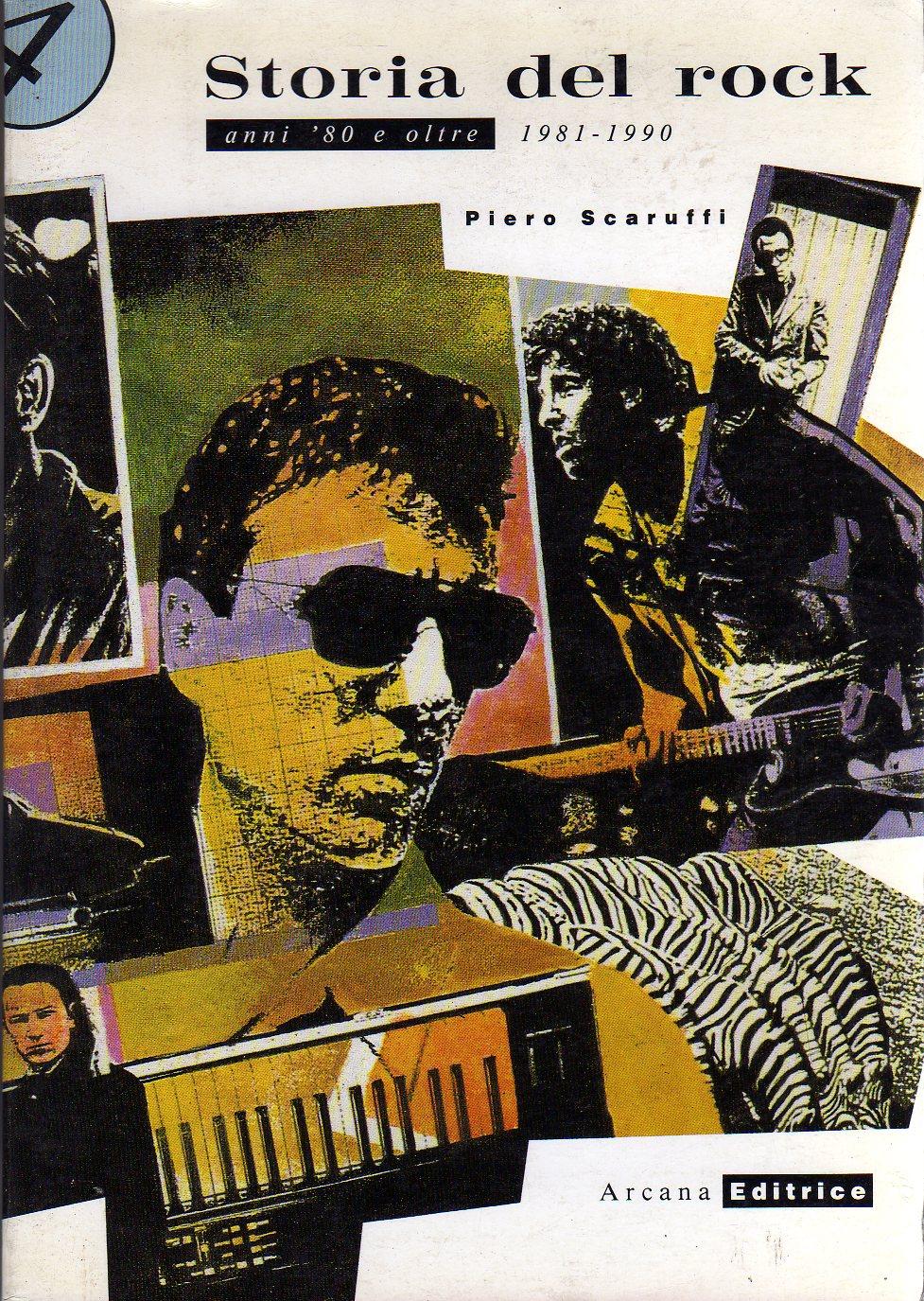 Storia del rock / Anni '80 e oltre