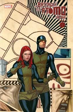 X-Men: La battaglia dell'atomo Alpha - Variant FX Metal