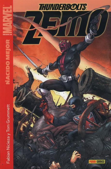 Thunderbolts: Zemo