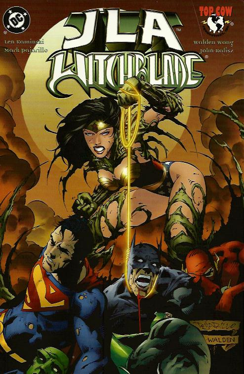 JLA/Witchblade #1